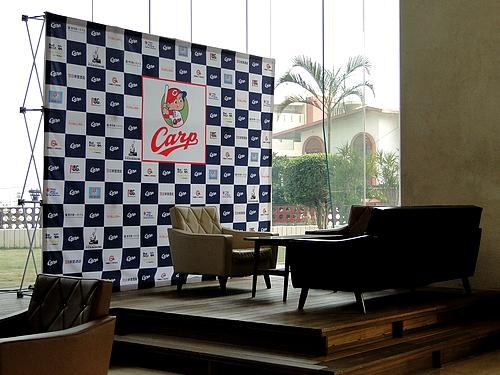 カープ 沖縄キャンプ 宿泊ホテル