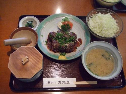 恵庭屋 広島 とんかつ屋 8