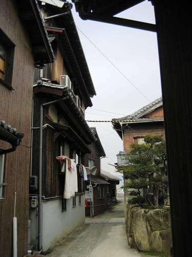 広島県 鹿島の風景