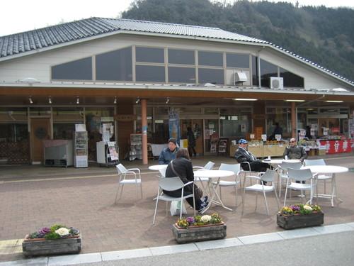 クロスロードみつぎ 尾道市御調町の道の駅