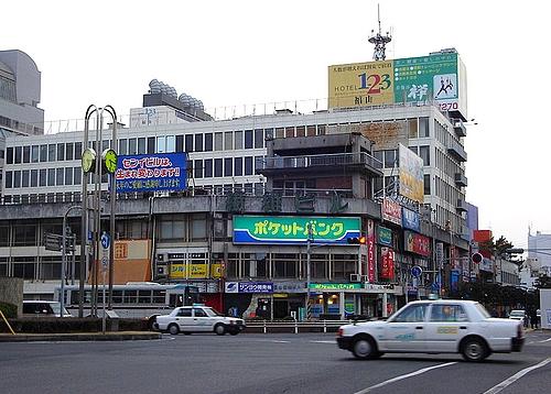 福山繊維ビル 画像