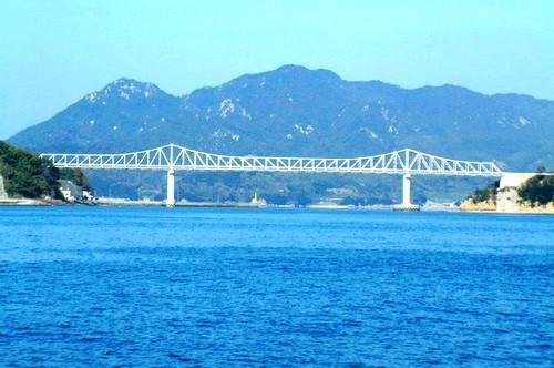 鹿島大橋 全貌