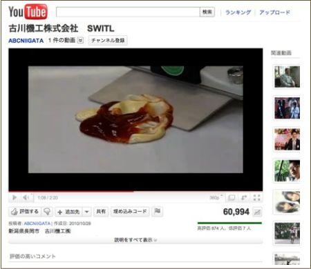 古川機工 スイットル(SWITL)がスゴイ!…けど使い道が分からない件。動画