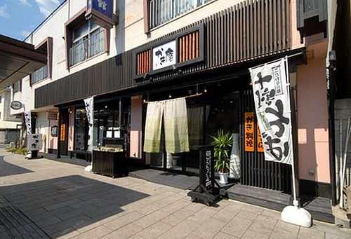 かき庵、宮島口で十割そばと牡蠣が食べられるお店