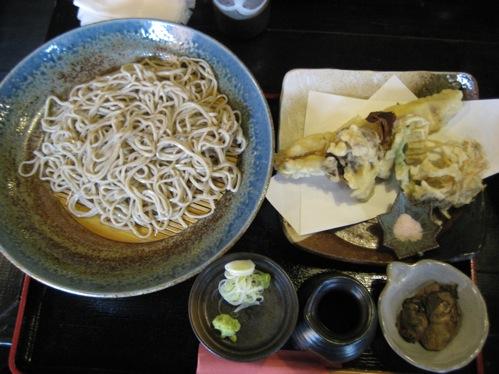 かき庵 ラー油 蕎麦屋の画像13