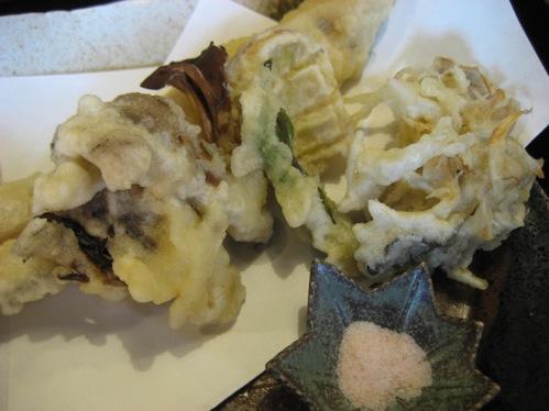 かき庵 ラー油 蕎麦屋の画像14