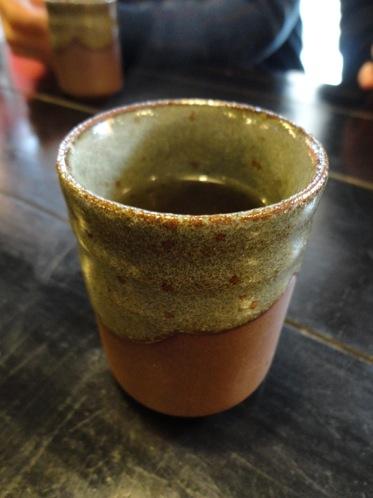 かき庵 ラー油 蕎麦屋の画像6