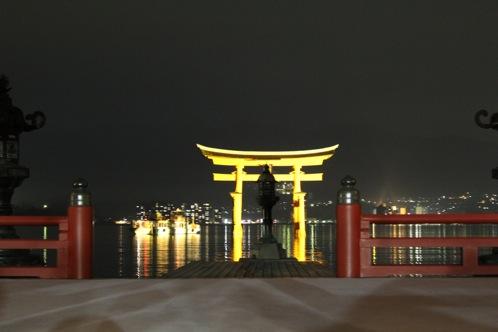 宮島 厳島神社の桃花祭19