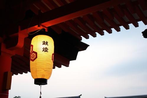 宮島 厳島神社の桃花祭2