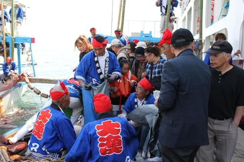 福山市 鞆の浦 鯛網の画像27