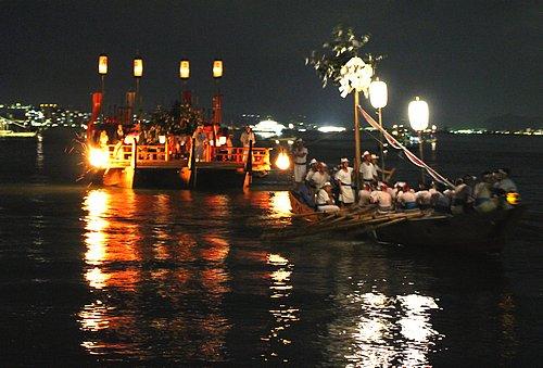 宮島 厳島神社で管絃祭 画像12