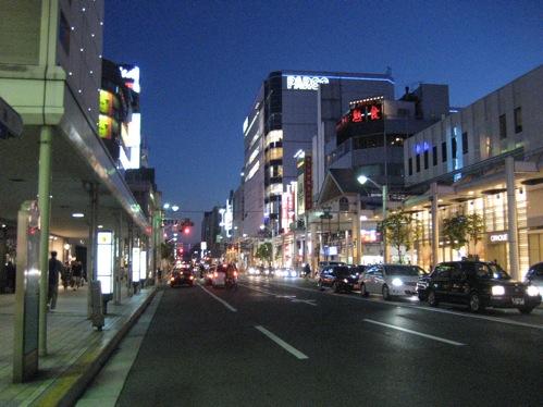 広島市中区の夜 風景 画像5