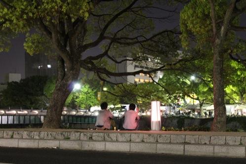 広島市中区の夜 風景 画像8