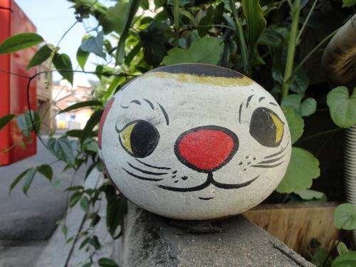 尾道 福石猫 画像2