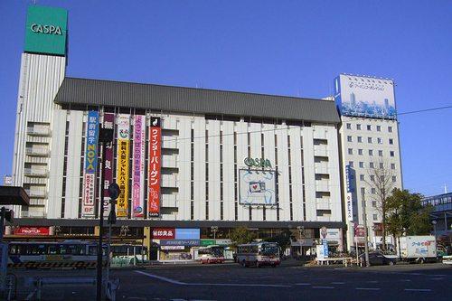 福山市 キャスパ(CASPA)が2012年1月 閉店へ