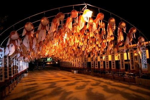 柳井 金魚ちょうちん祭り 画像10