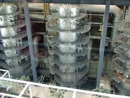美しいゴミ処理場「中工場」