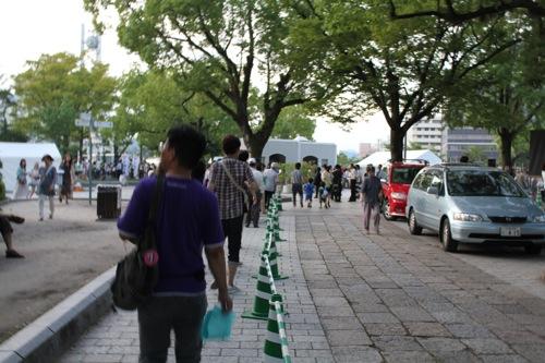 広島 灯篭流し 画像5