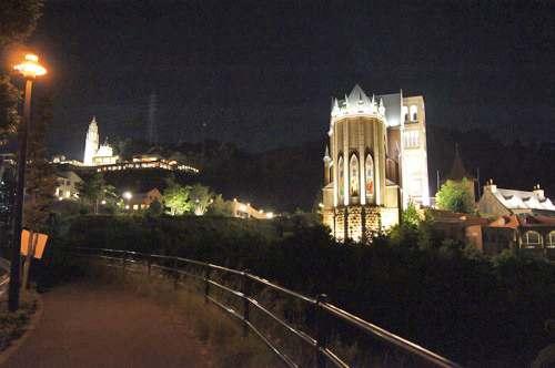 広島の 夜デートは古田台 画像6