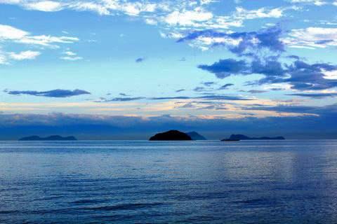 福山市 横島、海岸沿いの美しい景色3
