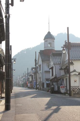上下かかしまつり 白壁の町並みの画像 9