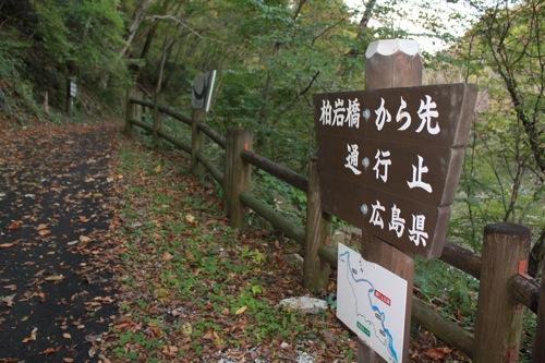 広島県 帝釈峡 紅葉の名所 画像4