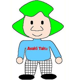 あさき拓、広島市に衝撃のゆるすぎキャラクター