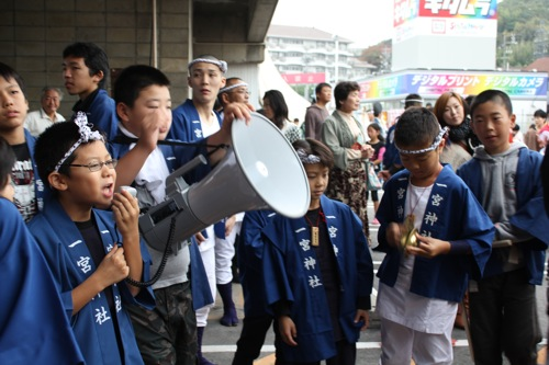 尾道市 ベッチャー祭り 2011 画像12