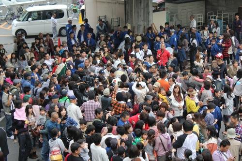 尾道市 ベッチャー祭り 2011 画像14