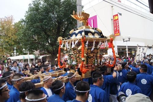 尾道市 ベッチャー祭り 2011 画像1