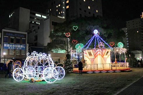 広島 平和大通り ドリミネーション2011画像 25