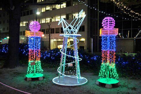 広島 平和大通り ドリミネーション2011画像 8