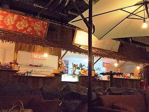 Jカフェ(J CAFE) マリーナホップ ハワイな店内14