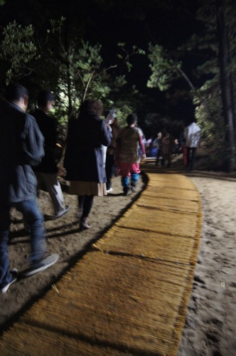 出雲大社 神迎祭の画像2