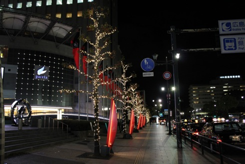 広島 パセーラツリーの写真 4