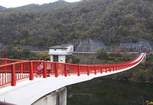 広島県 世羅の夢吊橋