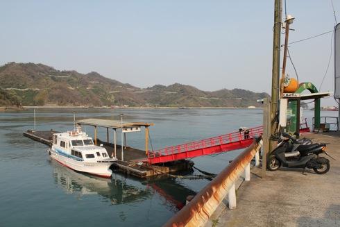 大崎下島の みかん電話ボックス 画像2
