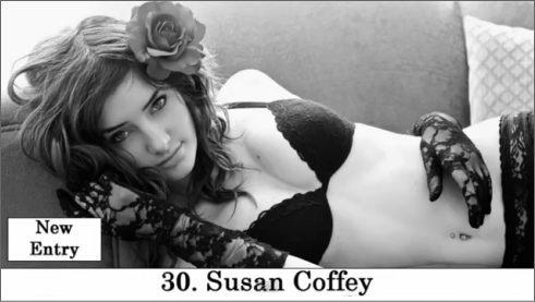 2011 世界で最も美しい顔100 30番