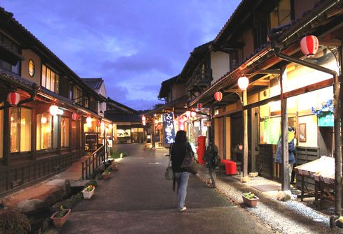 広島県 神楽門前湯治村