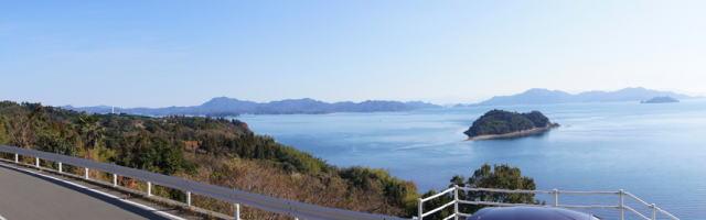 小芝島 パノラマ写真