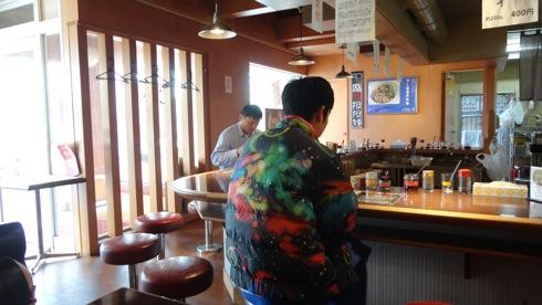 麻辣商人(マーラー商人)、広島市 大芝の 汁なし担々麺3