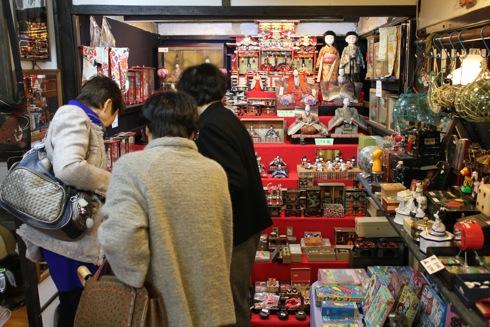 福山市鞆の浦 ひな祭り 2012の 画像1
