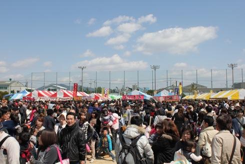 廿日市市 桜まつり2012の画像 4