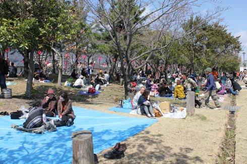 廿日市市 桜まつり2012の画像 6