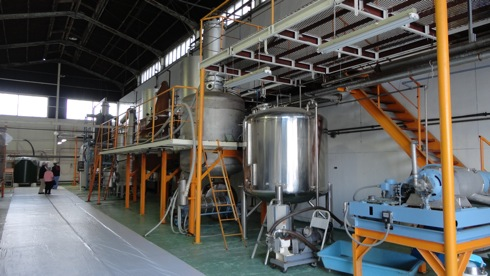 中国醸造 蔵びらき2012 の画像24