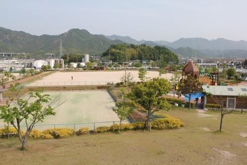 小田島公園 全景 画像