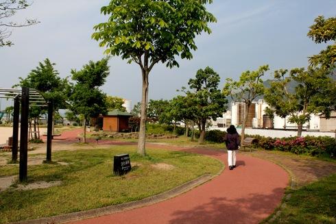 小田島公園 ウォーキングロードの画像1