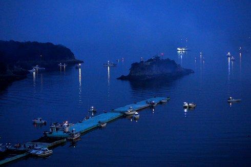 福山鞆の浦弁天島花火大会2012 画像15