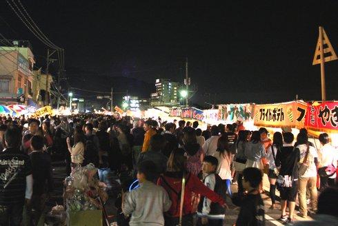 福山鞆の浦弁天島花火大会2012 画像7