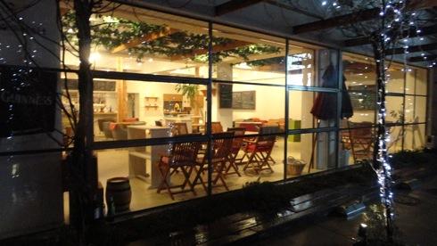 安佐南区 マイカフェ(my cafe) 外観1